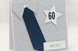 Męskie zaproszenia urodzinowe ZU18002