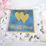Ślubna kartka w kopercie 249 -