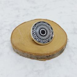 Broszka - Mandala - Fabricate