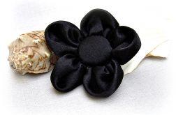 Czarny kwiat