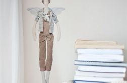 Anioł_naklejka na ścianę