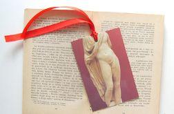 Zakładka do książki artystyczna