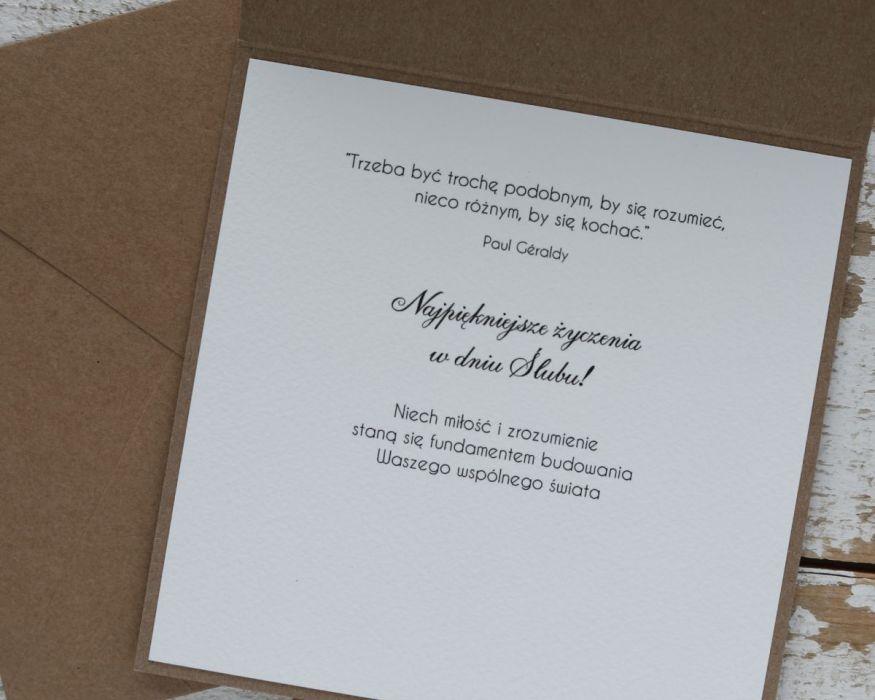 Kartka na ślubn 13 -