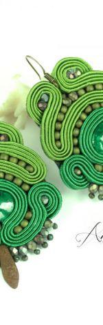 Z jaspisem zielonym