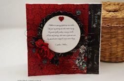 Walentynka z wierszem