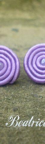 Mini sztyfty sutasz fioletowe
