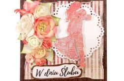 kartka ślubna #641