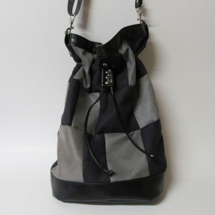a0ff6877f5061 TORBA PLECAK JUMBO SACK BLACK 3w1 - Manufaktura Enitka