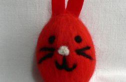 Filcowany królik (6cm) (03)