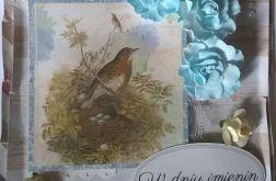 kartka z ptakiem 3