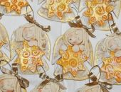 Błysk gwiazdki  - aniołki - ozdoba, prezenty dla gości