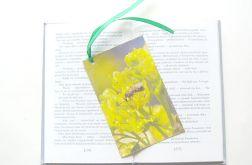 Eko zakładka do książki z pszczółka nr 1