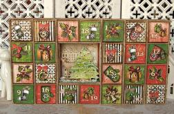 "Kalendarz adwentowy ""Hello Christmas"""