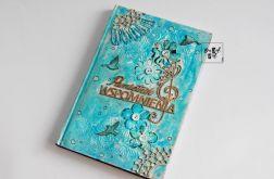 Niebieski pamiętnik wspomnień