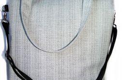 Torebka damska torba shopper Ventura popiel