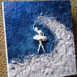 Baletnica - wymienne kartki - na zawsze