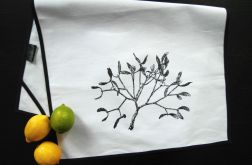 Jemioła - ręcznik kuchenny