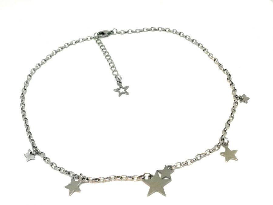 STARS naszyjnik choker - 4