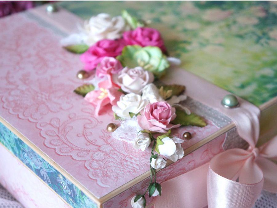 Pudełko na koperty -