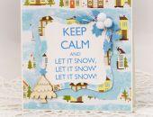 """Świąteczne """"Keep calm"""" V"""