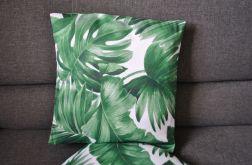 Poszewka dekoracyjna - zielona dżungla
