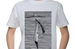 Kapelusz - t-shirt 2-14 lat (różne kolory)