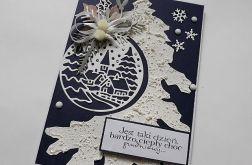 Kartka, kopertówka bożonarodzeniowa 2