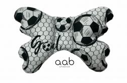 Motylek poduszka antywstrząsowa Piłka nożna (414048)