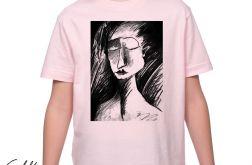 Szkic - t-shirt 2-14 lat (różne kolory)