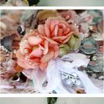 Kartka urodzinowa dzień nauczyciela - Róże