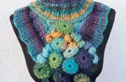Golf freeform crochet