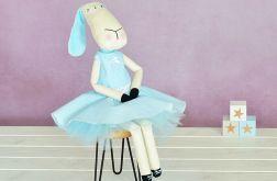 lala lalka przytulanka zabawka owieczka Blue