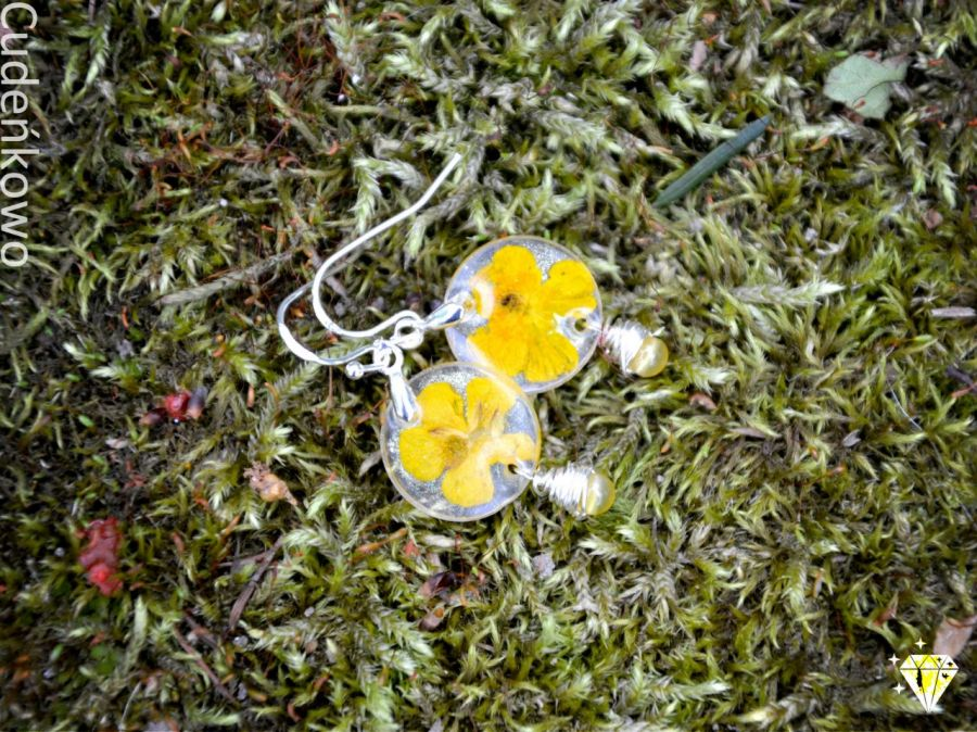 Zatopek kwiat jaskra z agatem - 2