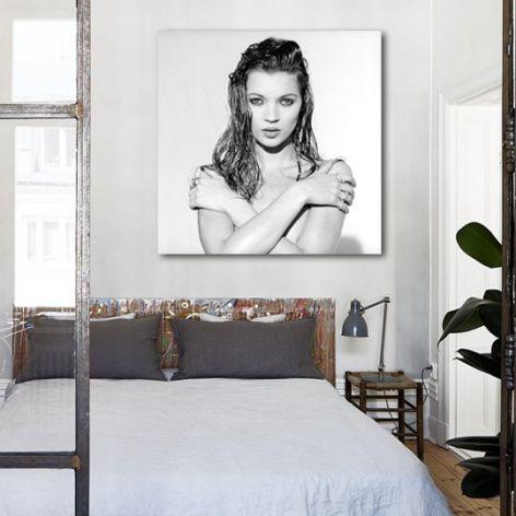 Dekoracje - Kate Moss