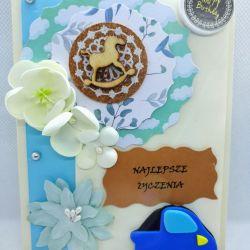 Kartka urodzinowa dziecięca #3