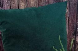 Poszewka dekoracyjna z weluru,45x45cm,kolory
