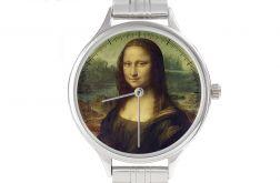 """Zegarek Art z bransoletą """"Mona Lisa"""""""
