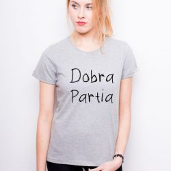 Koszulka damska Dobra Paria