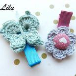 La Lilu...Spinki do włosów