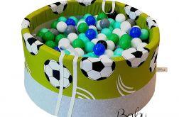 Suchy basen z piłkami 200 szt - piłki
