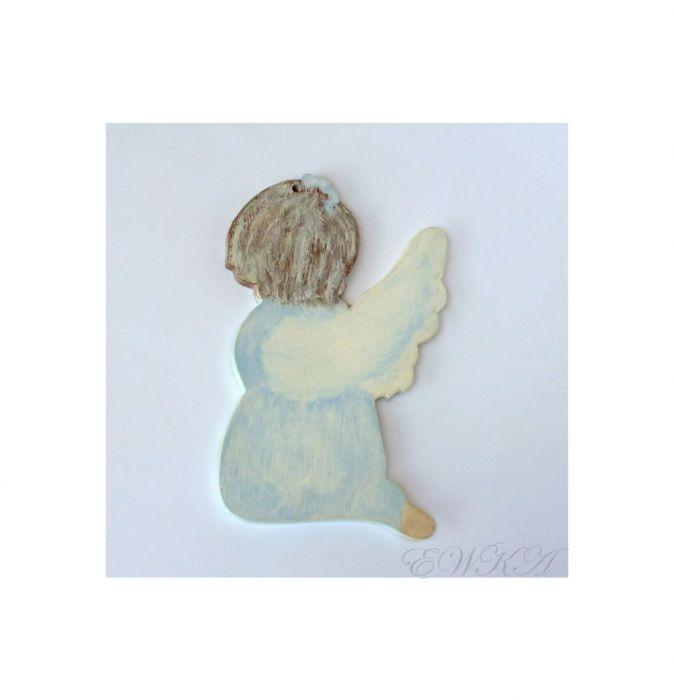 Aniołek malowany -