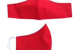 Maseczka profilowana bawełniana dwuwarstwowa