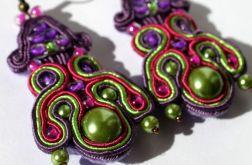 Fiolet - neon