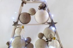 Choinka skandynawska 20 LED ze sznurka