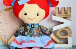 Lalka Rojberka słodki łobuziak Justynka 50 cm