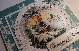 Kartka świąteczna 27