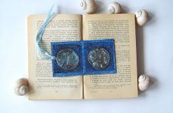 Zakładka do książki- stare monety