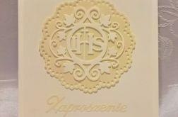 Zaproszenie na I Komunię wzór 39