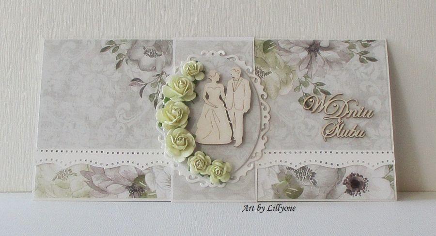 Kopertówka ślubna z opaską #3/2020