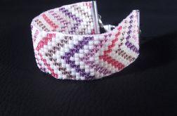 Tęczowa bransoletka